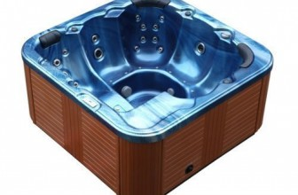 Outdoor Whirlpool Hot Tub Troja Spa