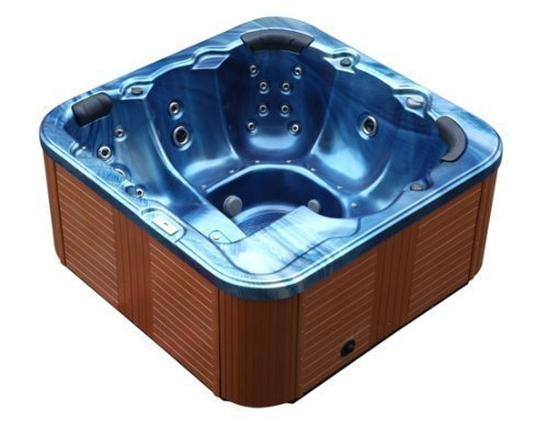 outdoor whirlpool hot tub troja spa aufblasbarer whirlpool. Black Bedroom Furniture Sets. Home Design Ideas