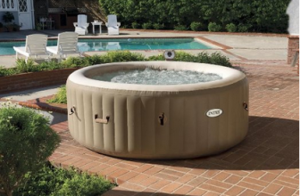 Intex Whirlpool Pure SPA 77″ Bubble Massage